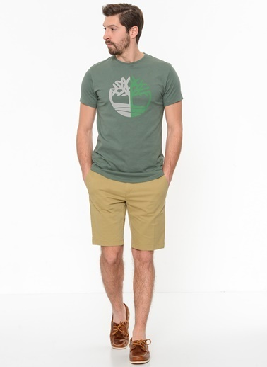 Timberland Squam Lake Stretch Chino Short Camel